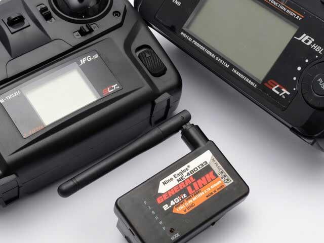 ハイテック 4ch ZERO 3G RTFキット ME101083