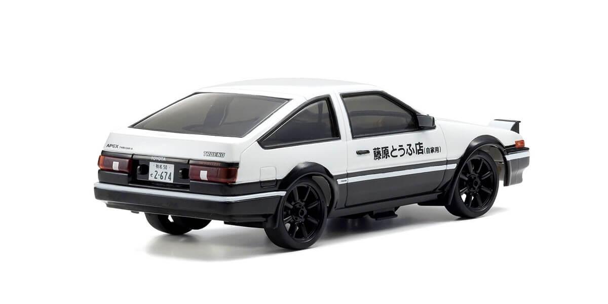 First MINI-Z 頭文字D トヨタ スプリンタートレノ AE86
