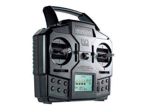 タミヤ ファインスペック2.4G 4チャンネルプロポ(送信機・受信機セット) 45068