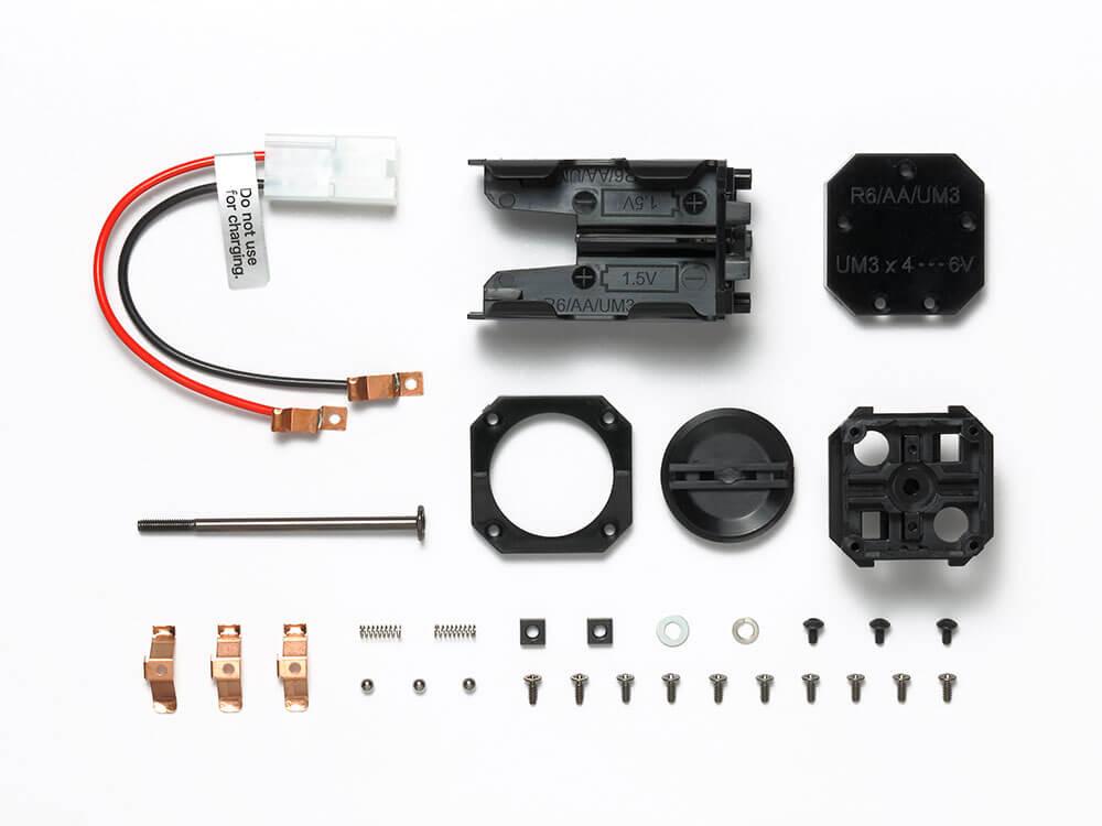タミヤ SP.1610 T3-01 電池ケース 51610
