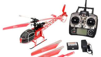 2.4GHz 4ch ヘリコプター V915