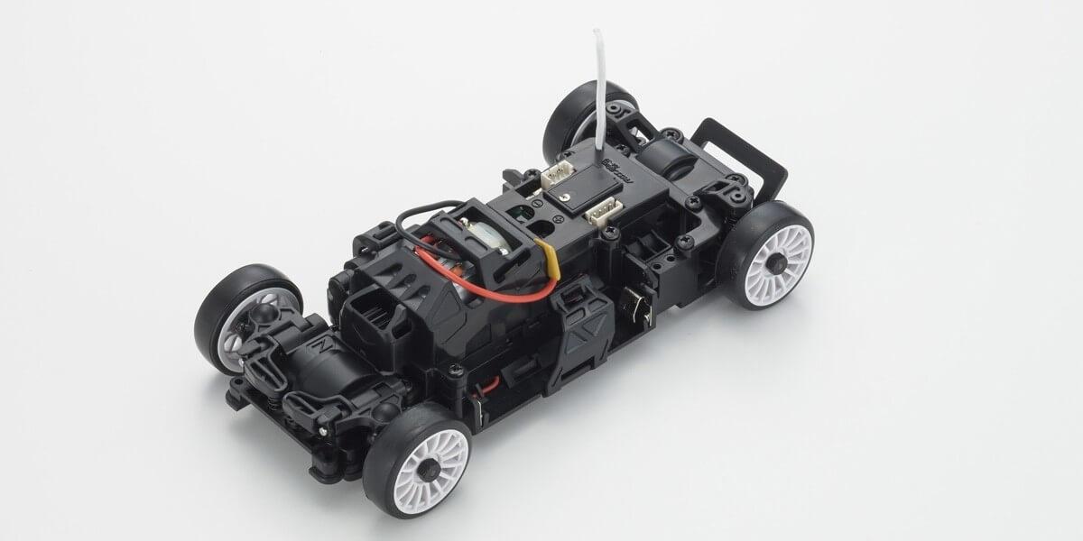 ミニッツFWDシリーズ ルノー メガーヌ R.S. トニックオレンジ レディセット 32421OR