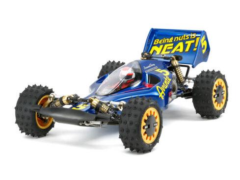 タミヤ 1/10RC 4WDレーシングバギー アバンテ (2011) 58489