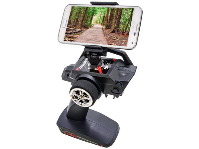 2.4GHz Wi-Fi カメラカー [クロスファイアー]