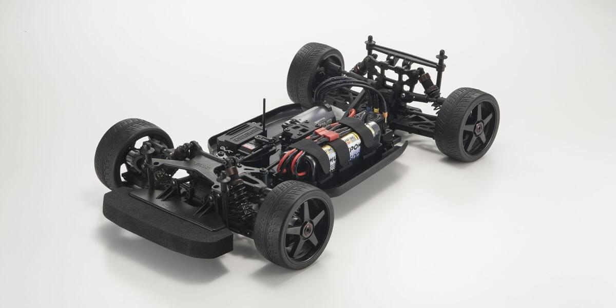 京商 インファーノGT2 VE RACE SPEC 2018 ダッジ チャレンジャー SRT Demon KT-331P付 1/8 EP 4WD レディセット 34103