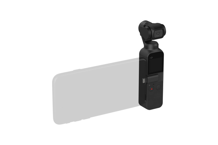 【受注専用商品】DJI Osmo Pocket D181127010