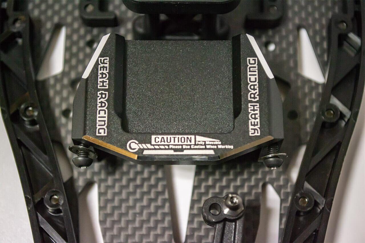 【中古販売】 ヨコモ YD2S YEAH RACING RC926 D-LIKE オプションパーツ付き