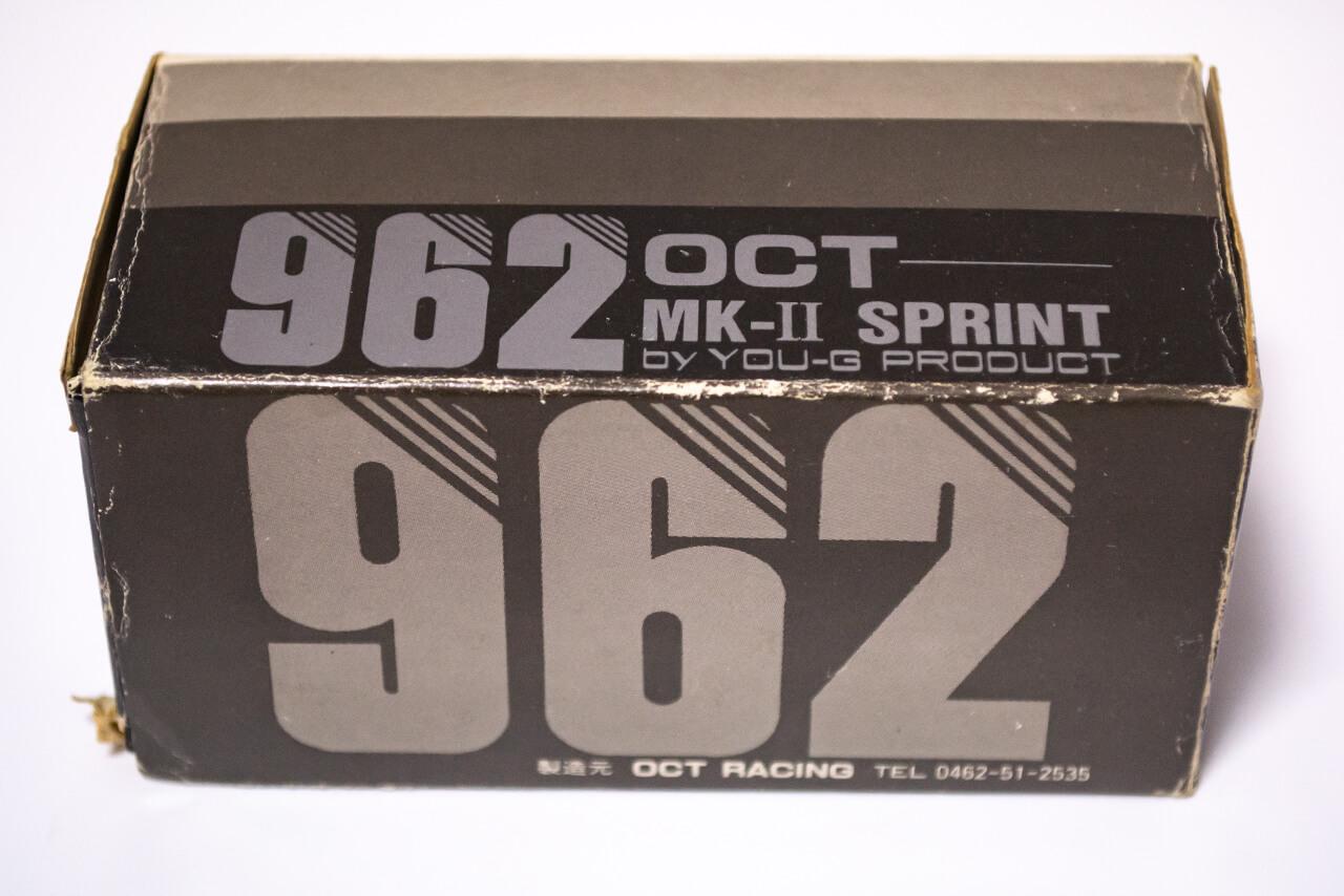 【中古販売】 YOU-G PRODUCT 962 OCT MKII SPRINT (未使用)