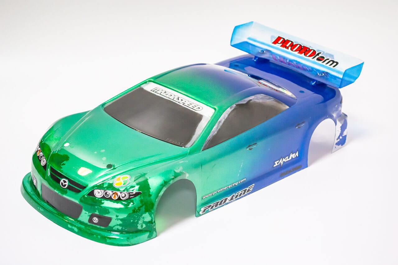 【中古販売】 3レーシング SAKURA XI SPORT(SAKURA D3 ジャンクパーツ付き)