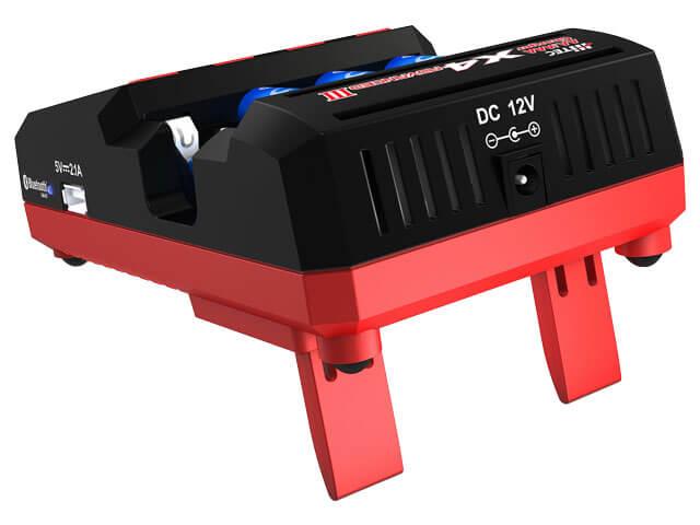 ハイテック AA/AAA charger X4 Advanced Ⅲ [ AA/AAA チャージャー X4 アドバンス スリー ]44288