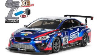 1/10RC XB SUBARU WRX STI NBRチャレンジ (TT-02シャーシ)