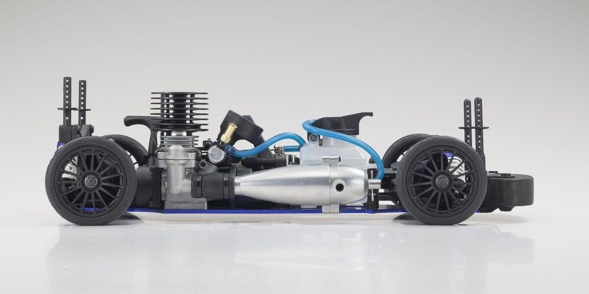 京商 FW-06 アキュラ NSX GT3 レースカー KT-231P+付 1/10 GP 4WD レディセット 33208