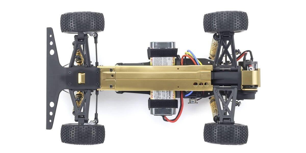 京商 1/10スケール 電動ラジオコントロール 4WDレーシングバギー ターボオプティマ 30619