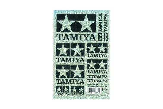 タミヤ ロゴステッカー(ホログラム) 67374