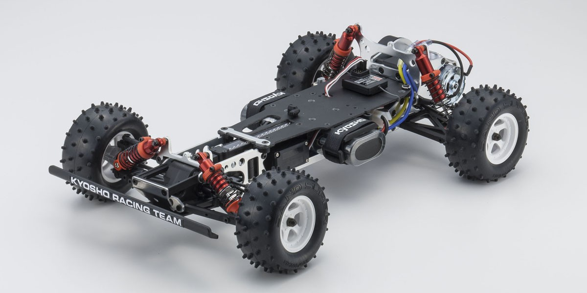 京商 オプティマ 4WD EP バギー 組立キット 30617
