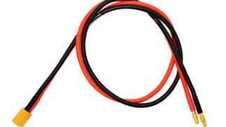 ハイテック DC電源ケーブル  (X2AC+,X1Pro,X1MF,X4AC,X1タッチ,X1タッチ200共通) Charger DC cable HMJ443C