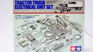 56501 1/14 トレーラーヘッド電装回路セット