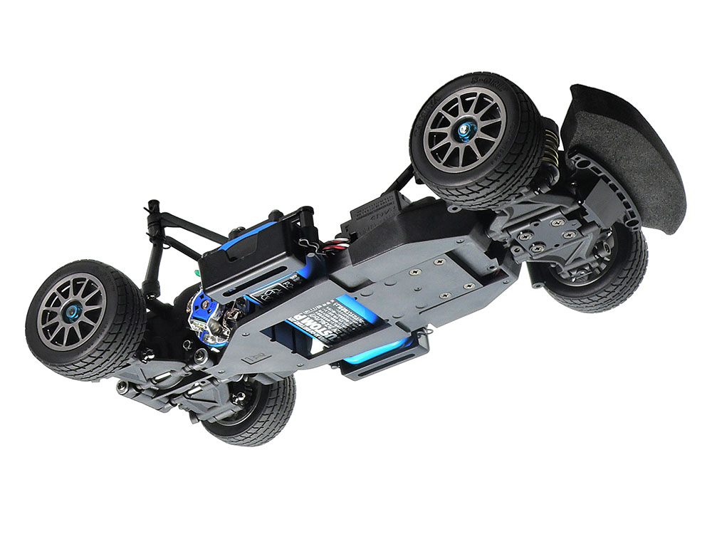 1/10RC M-08 CONCEPT シャーシキット
