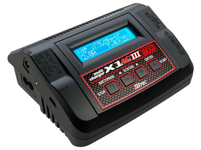 multi charger X1 AC PLUS Ⅲ[ マルチチャージャー X1 AC プラス Ⅲ ]