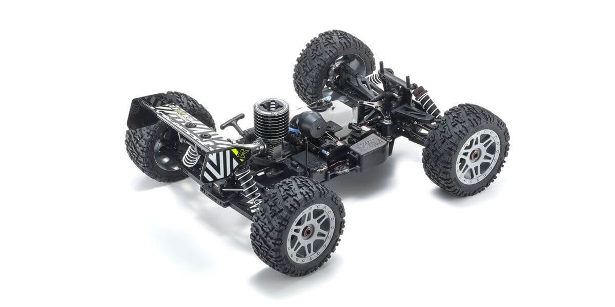 京商 1/8スケール ラジオコントロール 25エンジン 4WD スタジアムトラック インファーノ NEO ST 3.0 KT-231P+付 33016