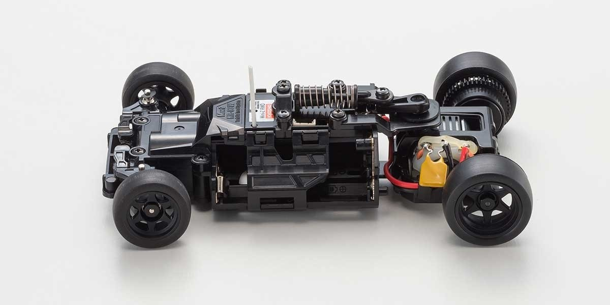 ミニッツRWDシリーズ レディセット Sauber-Mercedes C9 No.62 LM 1988 32327AG