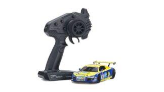 ミニッツRWDシリーズ レディセット Audi R8 LMS Phoenix Racing NBR 2010 #98 32329BT