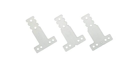 京商 FRPリアサスプレートセット (RM/HM用/MR-03) MZW410
