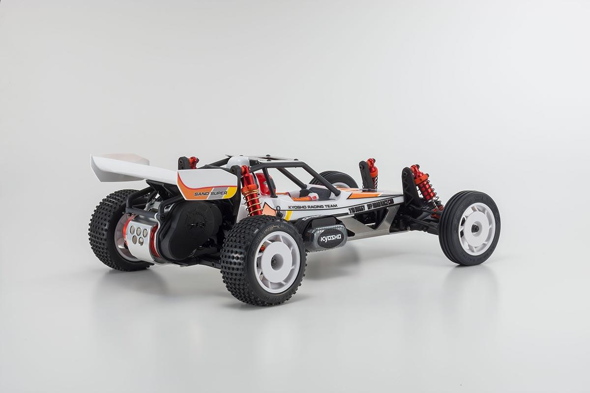 京商 1/10スケール 電動ラジオコントロール 2WDレーシングバギー アルティマ 30625