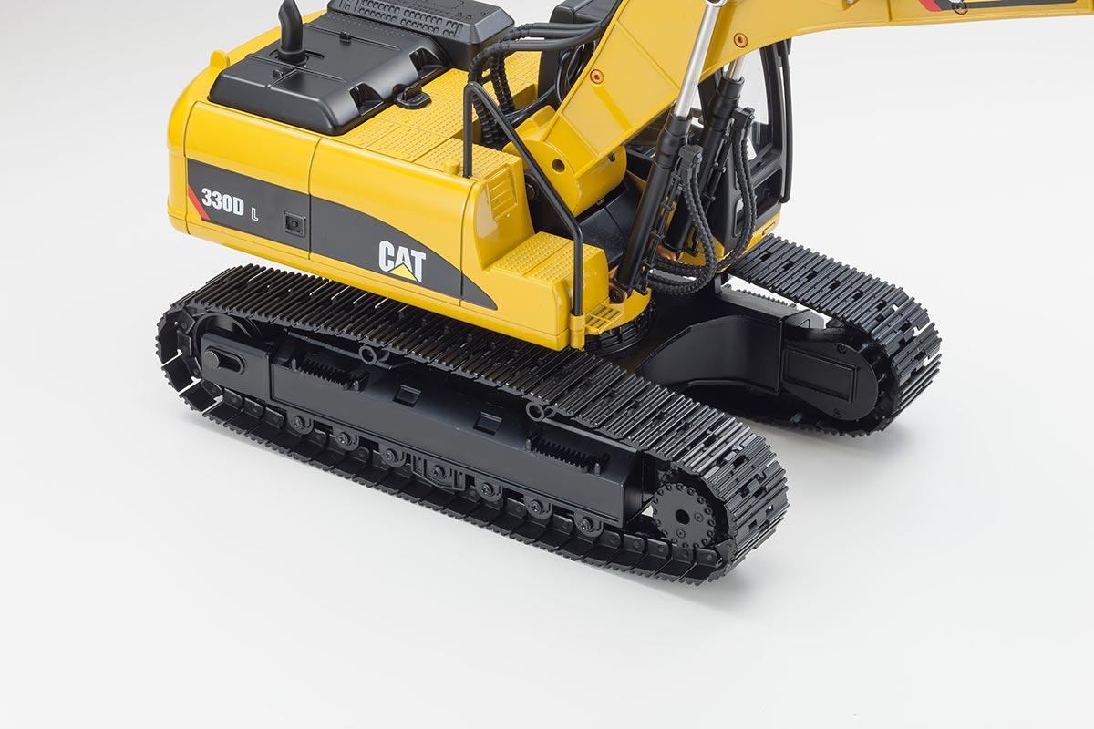 京商 1/20スケール 電動RC建機 CAT 330D L Hydraulic Excavator 56621