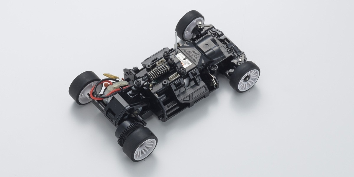 ミニッツRWDシリーズ レディセット シボレー コルベット ZR1 セブリンクオレンジ LEDライトユニット付 32334OR