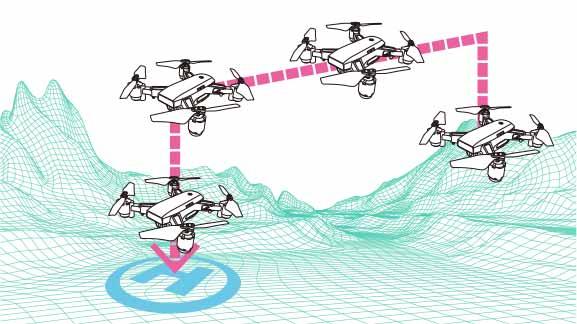 2.4GHz 4ch Quadcopter INGRESS(イングレス)