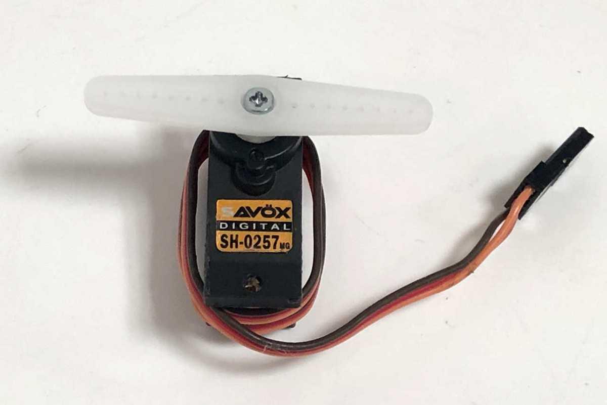 【中古販売】 SAVOX SH-0257MG サーボ