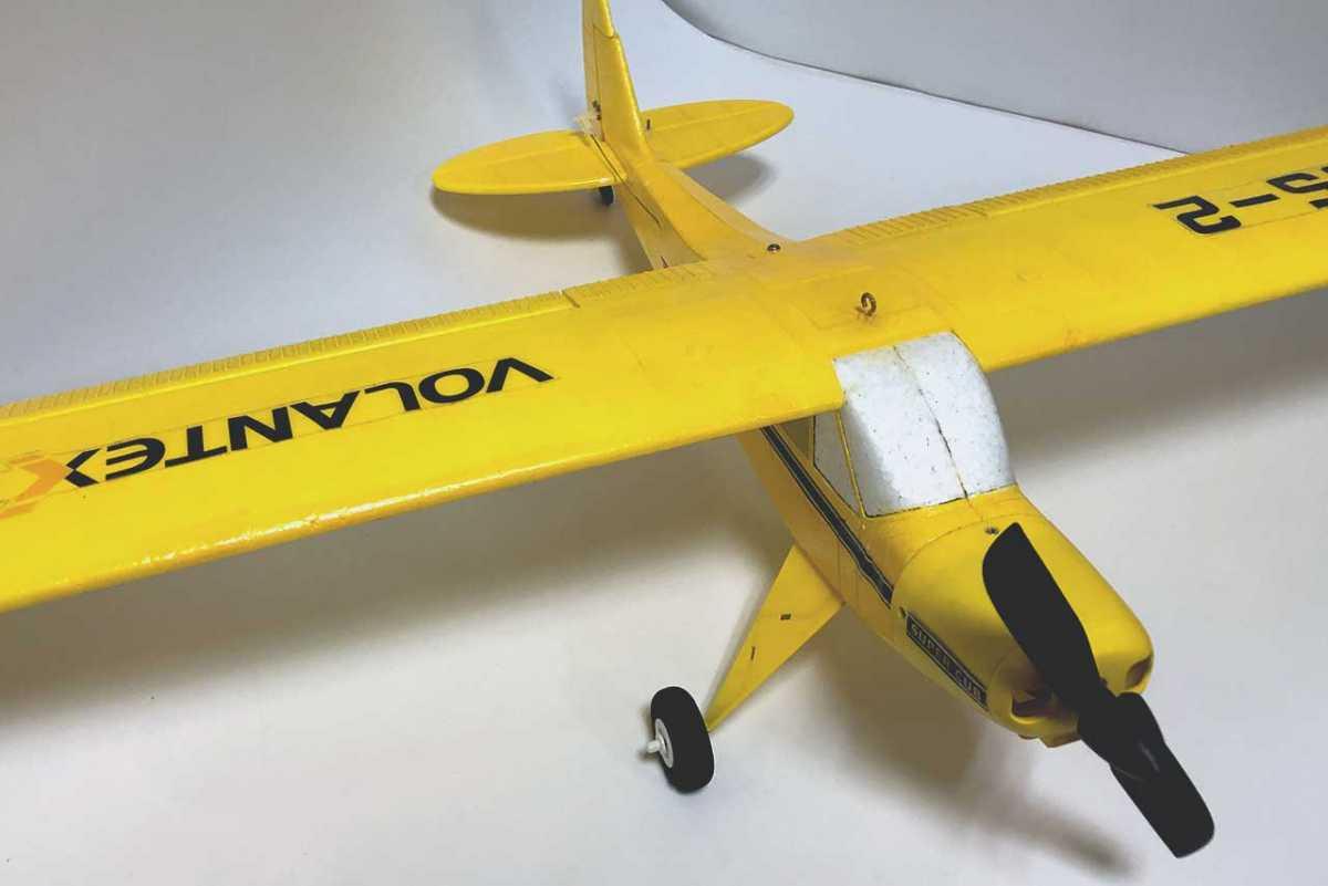 【中古販売】 VOLANTEX V765-2 電動飛行機