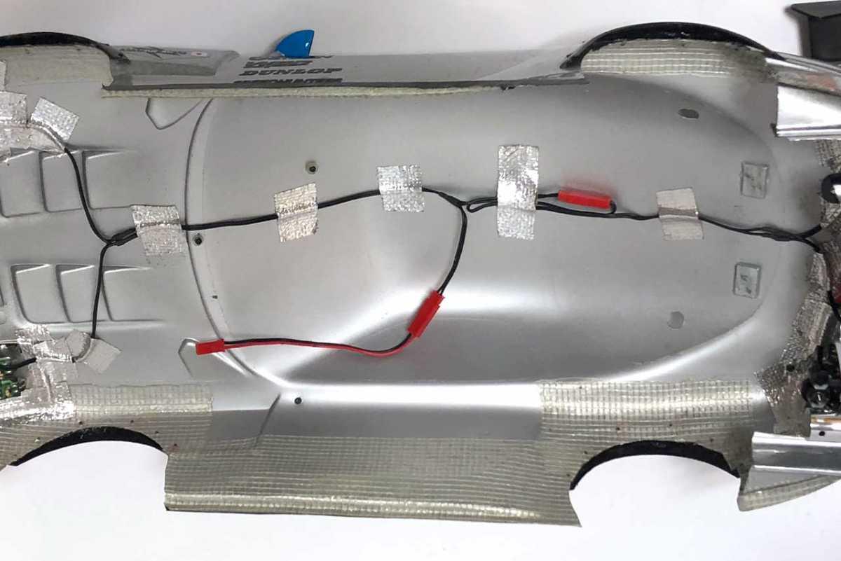 【中古販売】 ヨコモ ドリフトマスター RX-7ボディ付 1/10カー