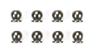 タミヤ TRFダンパー用φ5.8mmショートピロボールナット(8個) 42344