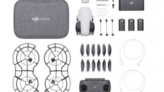 【先行予約】DJI MAVIC MINI Fly More Combo