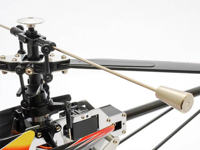 ハイテック 2.4GHz 4ch ブラシレスヘリコプター V913 ブラシレス WLV913-BLS