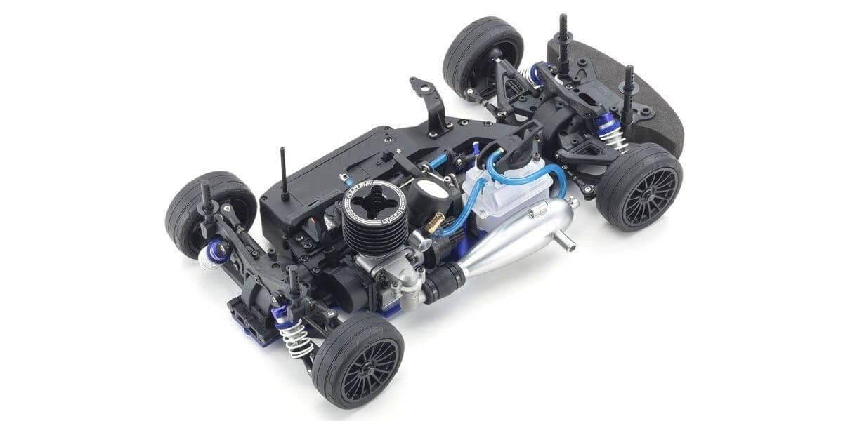 ラジオコントロール 15 エンジン ツーリングカー シリーズ ピュアテン GP 4WD FW-06 レディセット アルピーヌ GT4 33212