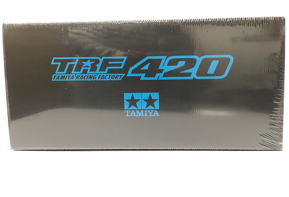 タミヤ TRF420