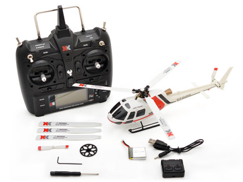 ハイテック AS350 K123 [6CH ブラシレスモーター 3D6Gシステムヘリコプター ]