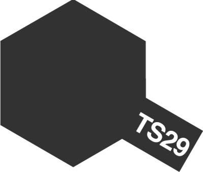 タミヤ TS-29 セミグロス ブラック 85029