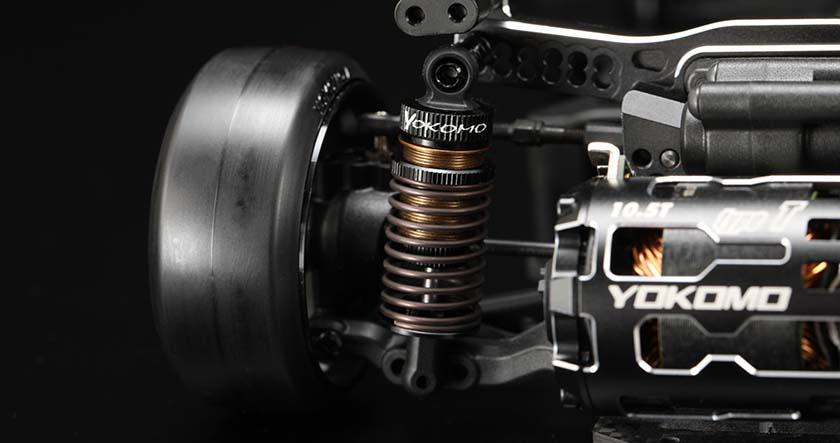 ヨコモ RWDドリフトカー YD-2R PLUS DP-YD2RPLS