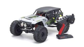 1/8スケール ラジオコントロール ブラシレスモーターパワード 4WDモンスタートラック FO-XX VE 2.0 レディセット KT-231P+付 34255