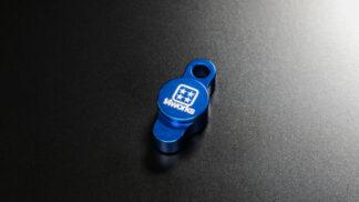 t4works ビレットオイルフィラーキャップ T4-OC01BL