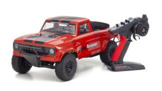 1/10スケール 電動ラジオコントロール 2WDトラック 2RSAシリーズ アウトローランページプロ タイプ1 34363T1
