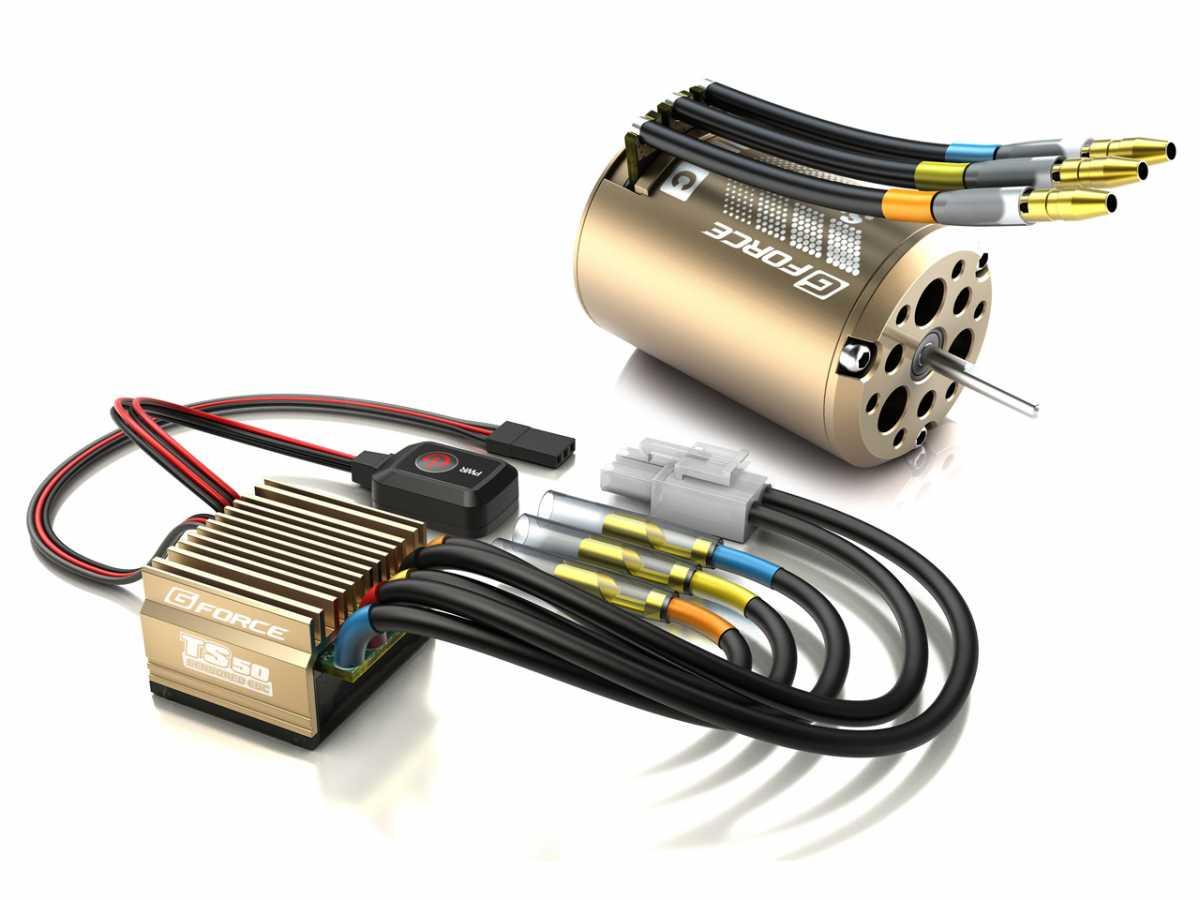 【限定:Gold & Black wire】TS50 Type-C コンボセット