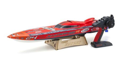 電動レーシングボート ジェットストリーム888VE レディセット KT-231Purlencodedmlaplussign付 40232S2