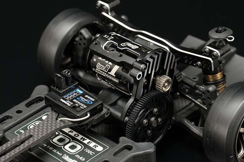 ヨコモ RWDドリフトカー YD-2SXIII DP-YD2SX3