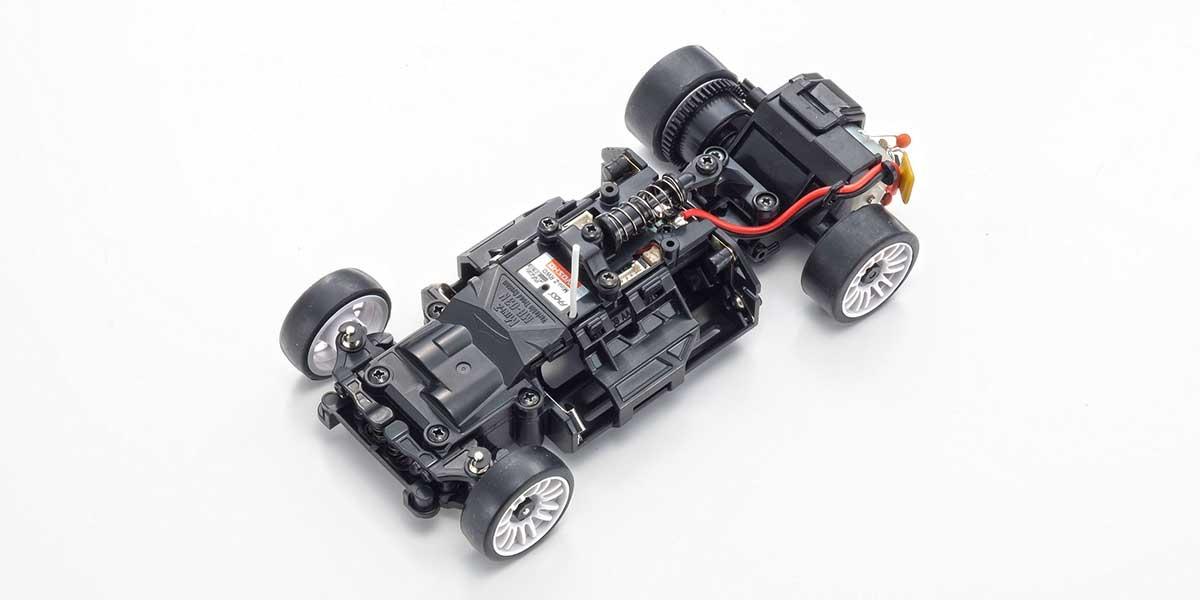 京商 ミニッツRWDシリーズ レディセット TOYOTA 86 パールホワイト 32336PW