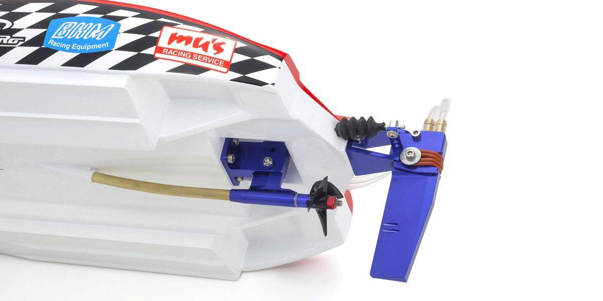 京商 電動レーシングボート ハリケーン900VE レディセット バッテリー&チャージャーレス 40235S